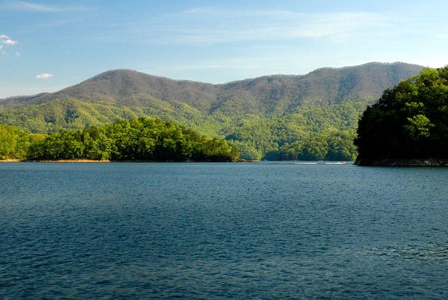 Trips first baptist church greensboro for Fontana lake fishing
