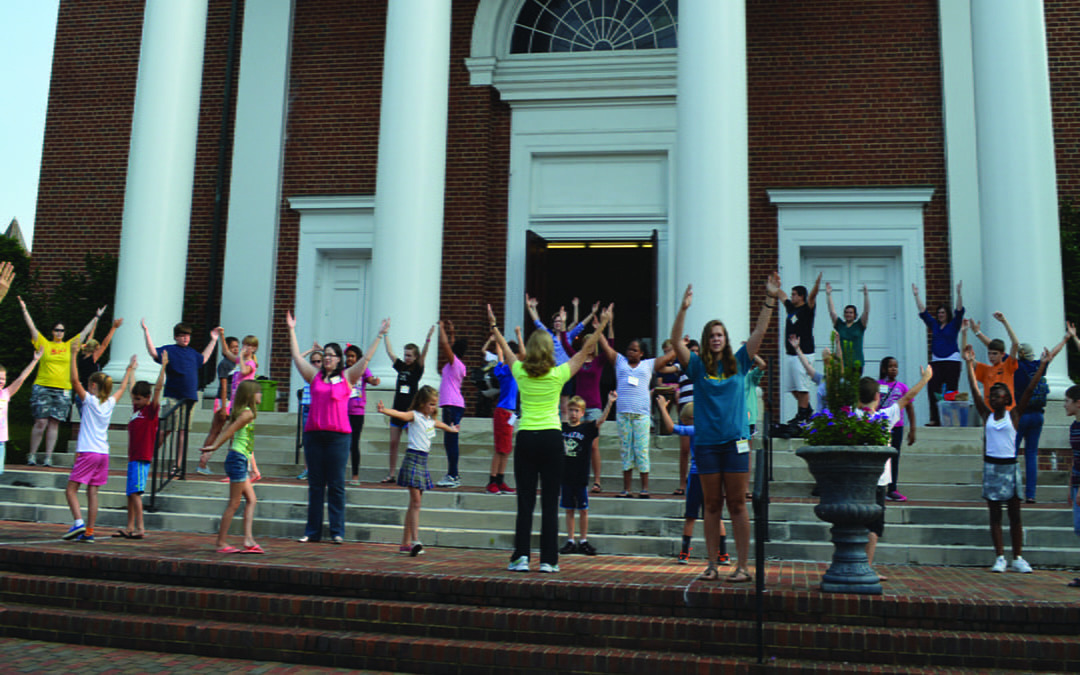 Worship In the Arts Camp