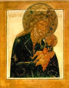St. Simeon the God Receiver