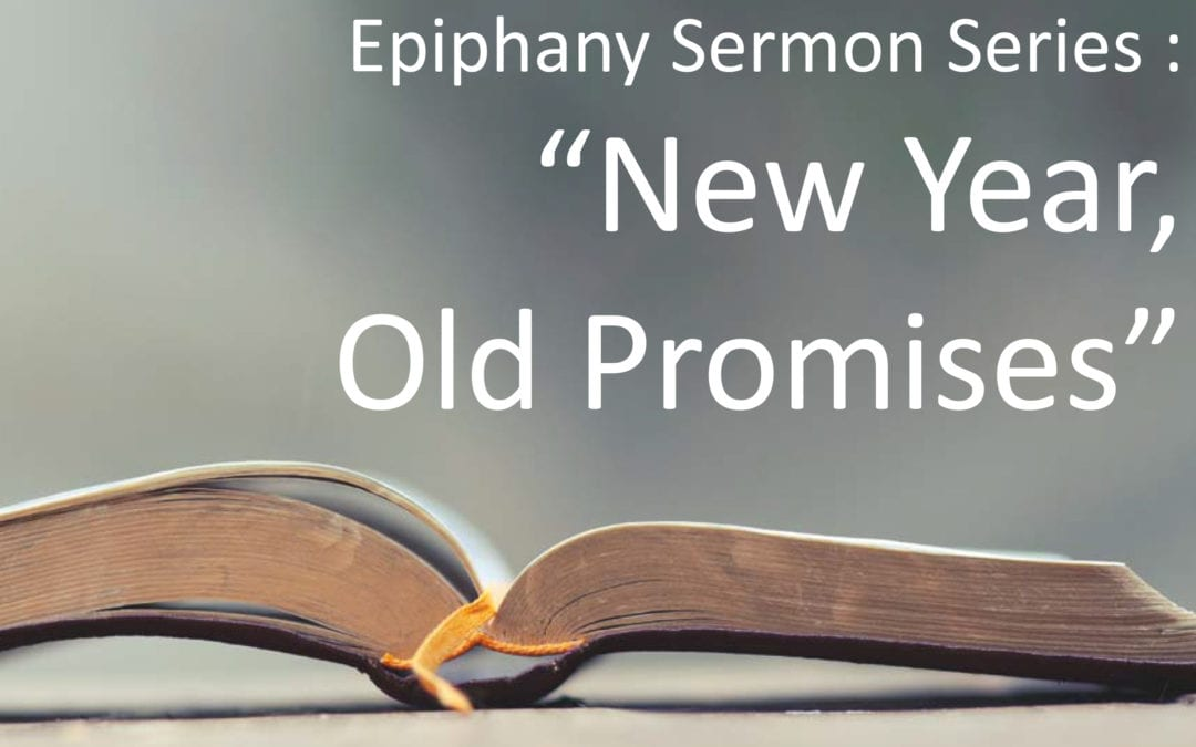 Epiphany Sermon Series
