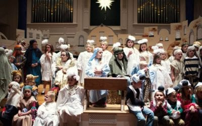 Spontaneous Nativity 2018