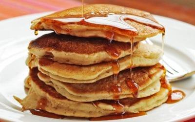 College Pancake Breakfast
