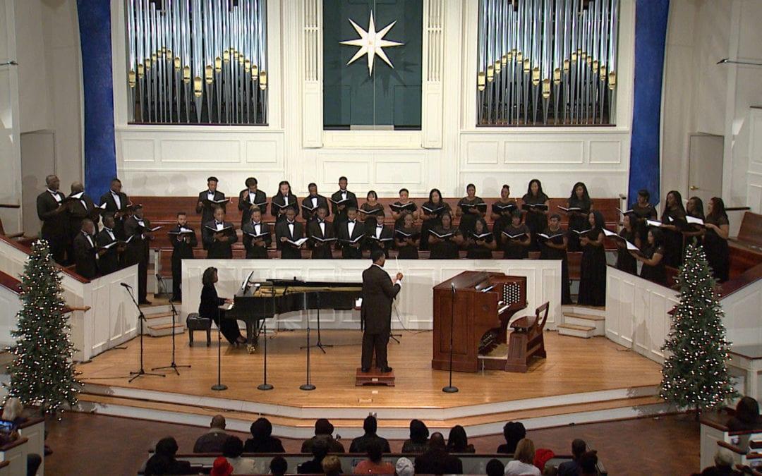NC A&T Choir Concert