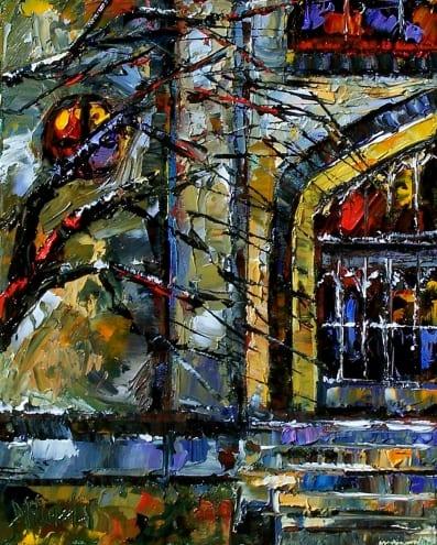 """""""Torn Apart"""" A Sermon by Alan Sherouse"""