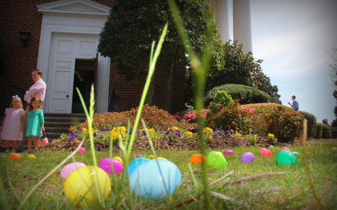 """Brunch and """"Resurrection Egg Hunt"""""""
