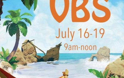 Shipwrecked VBS 2018