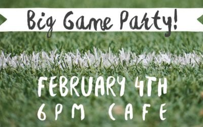 Big Game Party!