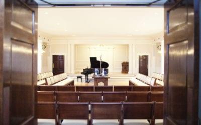 Chapel Renewed & Reopened