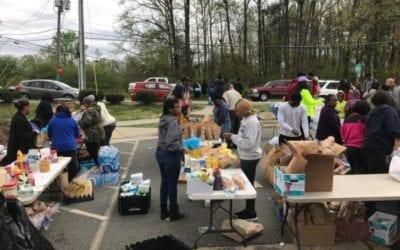 Greensboro Storm Disaster Response