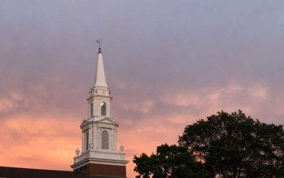 """What Mercy He Has Shown"" A Sermon by Steve Pressley"