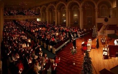 """Christmas: An Adoption Story"" A Christmas Eve Sermon by Alan Sherouse"