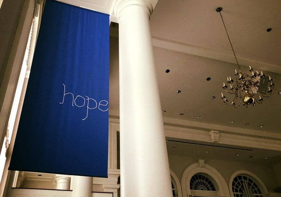 """""""Hopes and Fears"""" A Sermon by Alan Sherouse"""