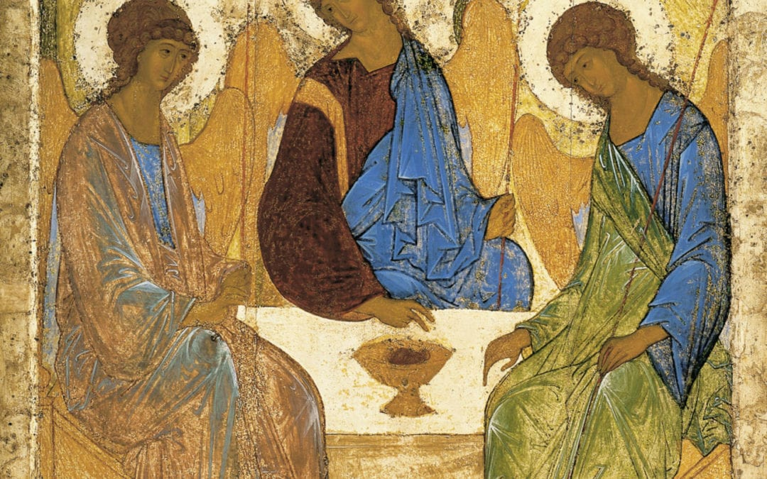 """The Church as Icon of the Trinity"" A Sermon by Dr. Molly Marshall"
