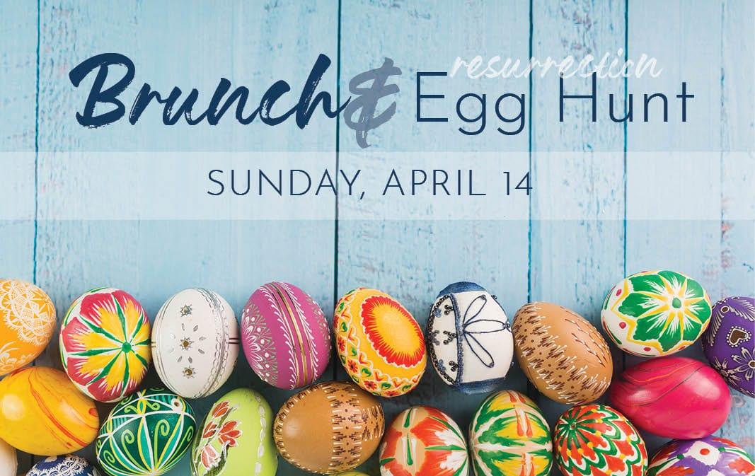 Church-Wide Brunch and Resurrection Egg Hunt