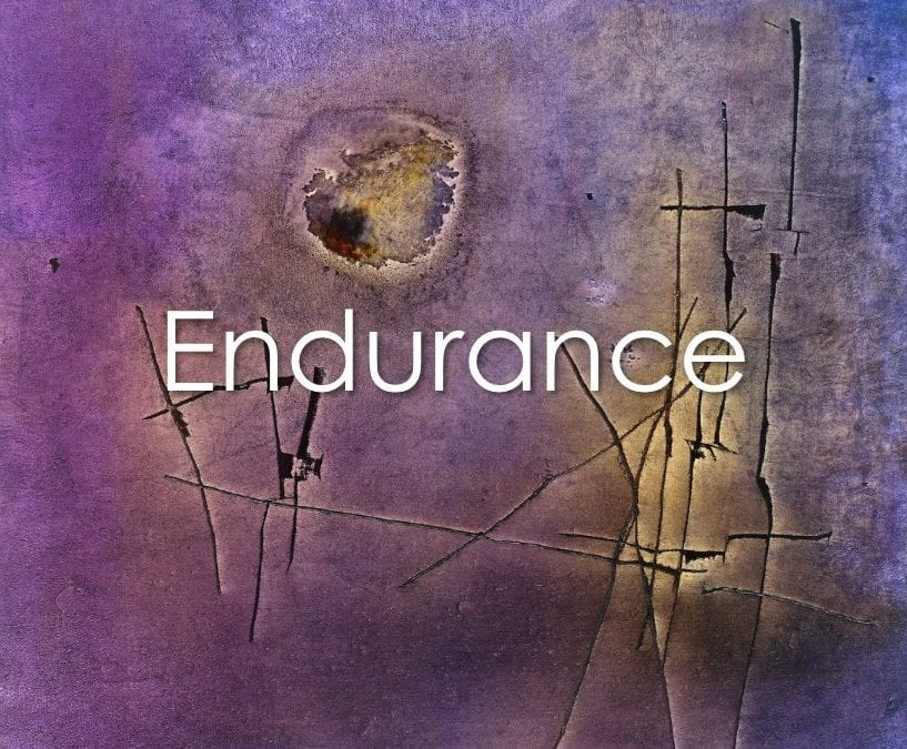 """Clothed with Endurance"" A Sermon by Alan Sherouse"