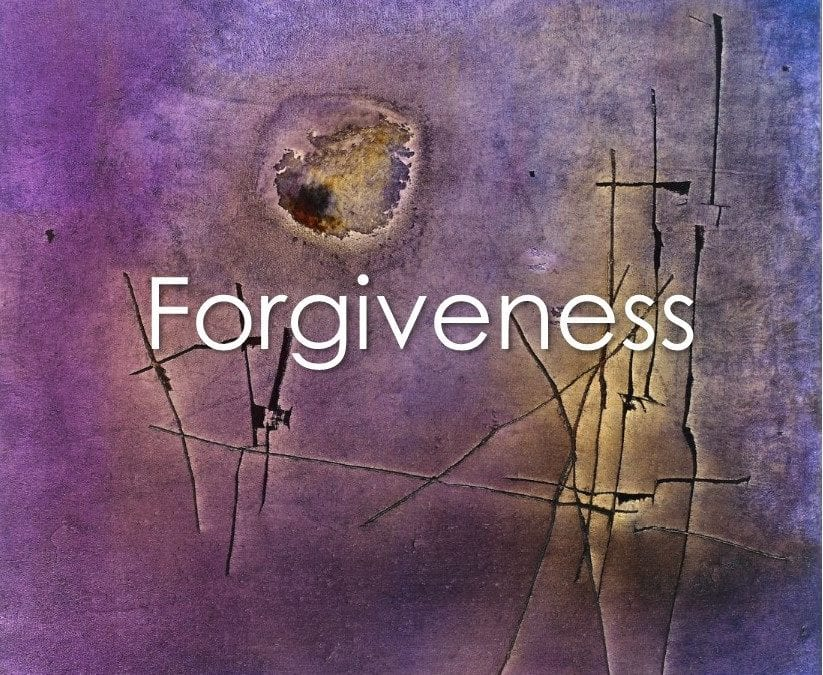 """Clothed with Forgiveness"" A Sermon by Alan Sherouse"