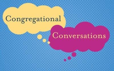 Congregational Conversations