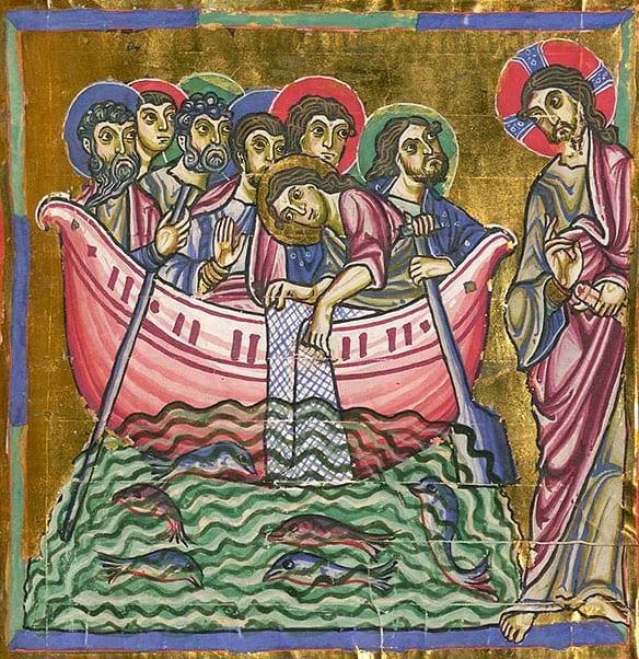 """Whispers of Resurrection   Follow""  A Sermon by Alan Sherouse"