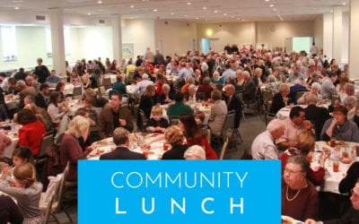 Community Lunch & Church Conference