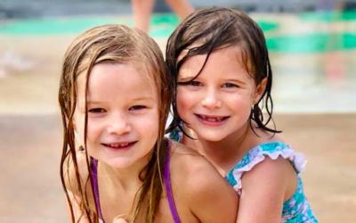 Kids Splash Park Day