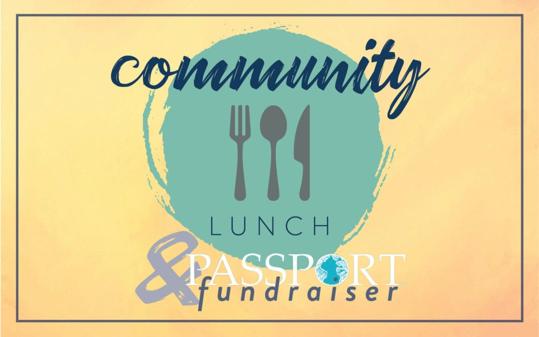 October Community Lunch