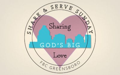 Share & Serve Sunday