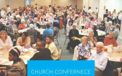 November Church Conference + Lunch