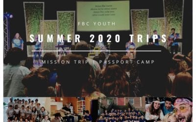 Youth Summer Trips