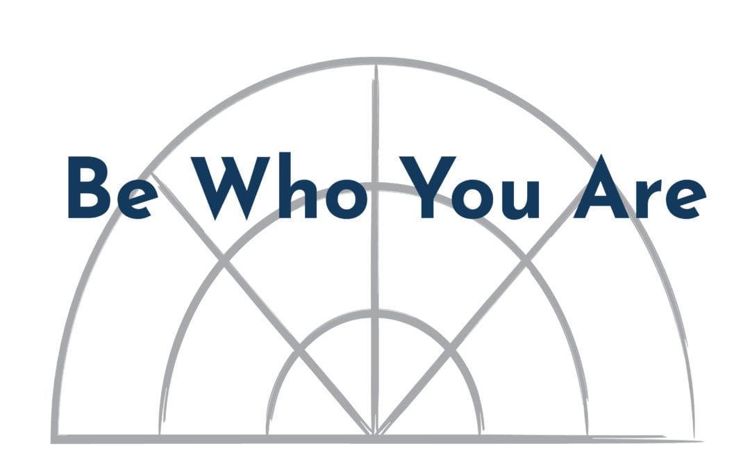 """""""Be Who You Are"""" A Sermon by Alan Sherouse"""