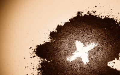 """""""Ashes and Crosses"""" Ash Wednesday Meditation by Alan Sherouse"""