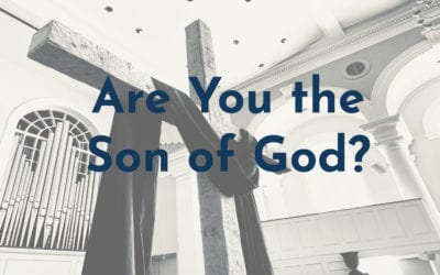"""Are You the Son of God?"" A Sermon by Alan Sherouse"