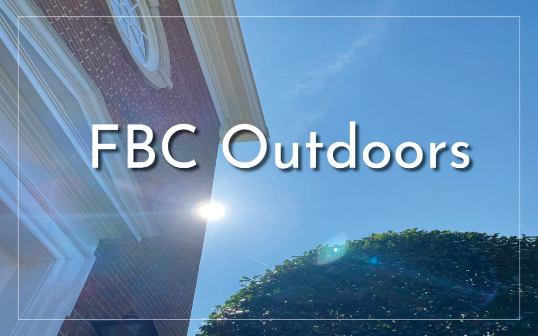 FBC Outdoors Request