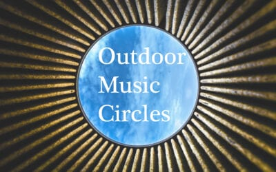 Outdoor Music Circles