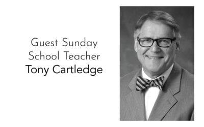 Guest Sunday School Teacher