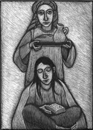 Voices of Lent: Martha