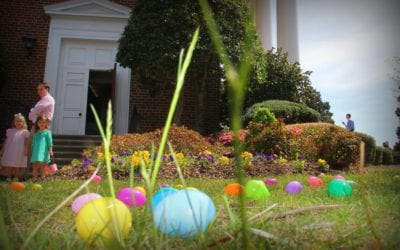 "Brunch and ""Resurrection Egg Hunt"""