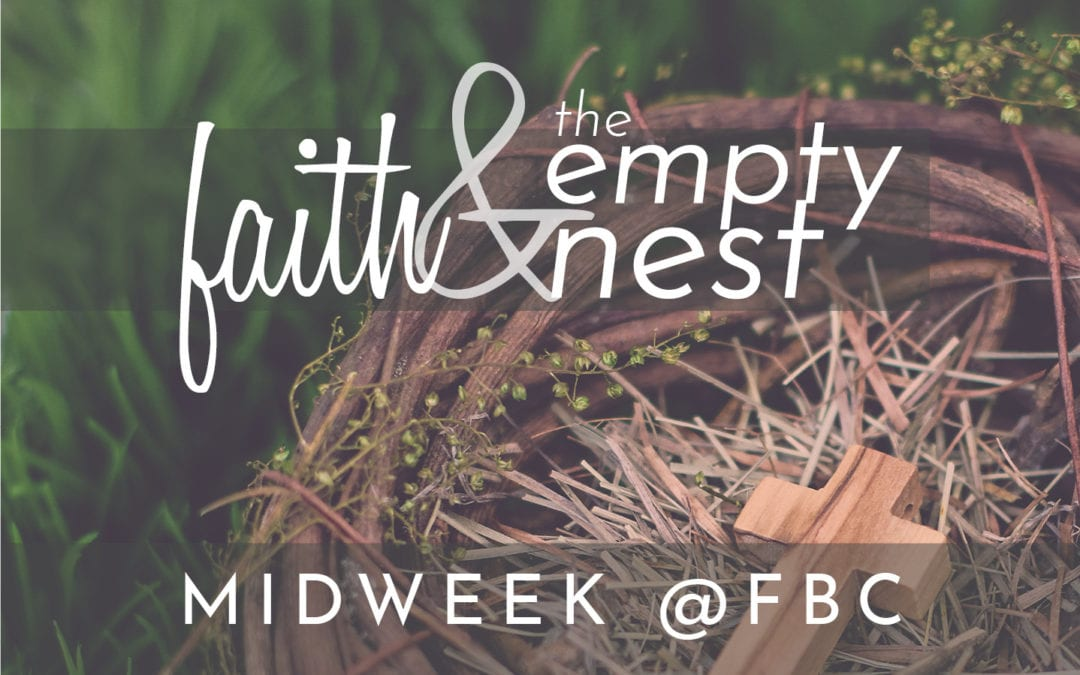 Faith & the Empty Nest