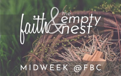 Faith & the Empty Nest