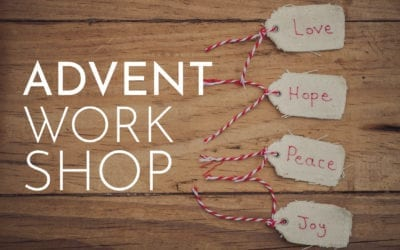 Advent Workshop – Nov 18