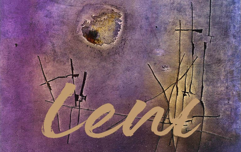 The Lenten Season at First Baptist