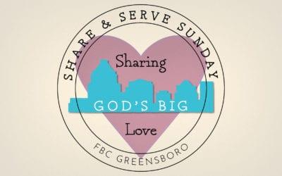Share & Serve Sunday
