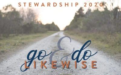 Go and Do | Stewardship Season 2020
