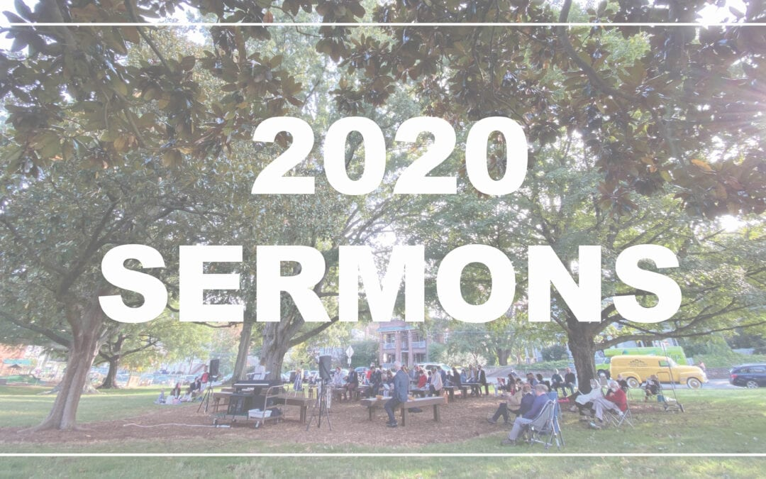 2020 Sermon Archives