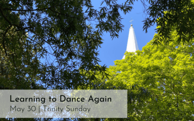 """""""Learning to Dance Again"""" A Sermon by Alan Sherouse"""