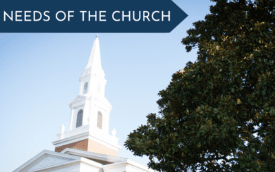 Needs of the Church