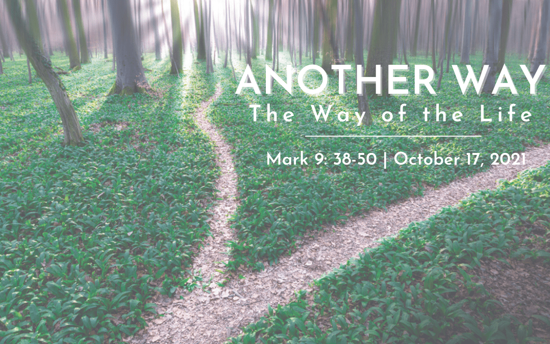 """""""Another Way: The Way of Life"""" A Sermon by Alan Sherouse"""